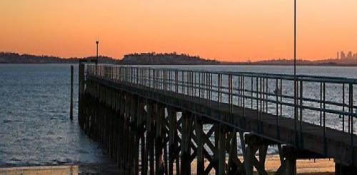 Swampscott Pier